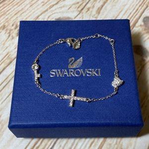 Swarovski Link Charm Bracelet